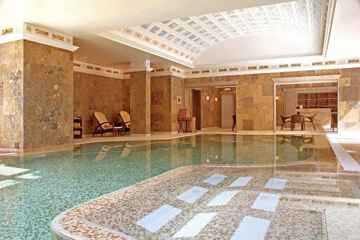 グランデ・レアル・ヴィラ・ホテル・アンド・スパ Grande Real Villa Italia Hotel & Spaのスパ