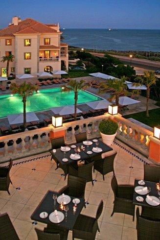 グランデ・レアル・ヴィラ・ホテル・アンド・スパ Grande Real Villa Italia Hotel & Spaの風景