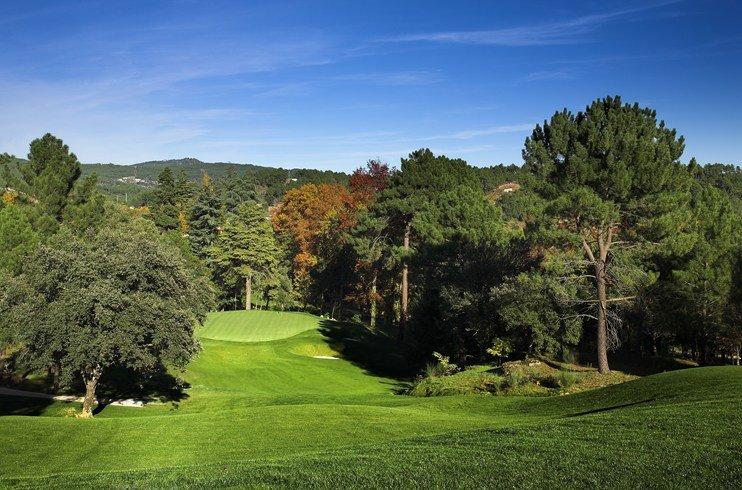 ヴィダゴ・パレス Vidago Palaceのゴルフコース