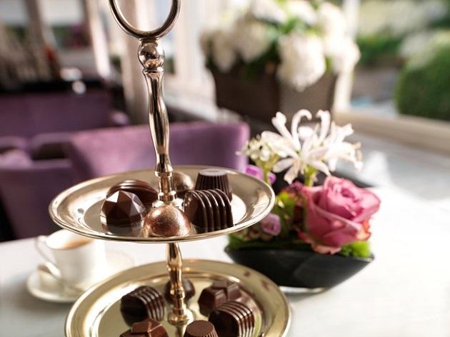 ボー・オー・ラックのチョコレート