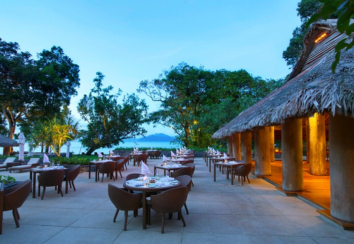 ザ・ダタイ・ランカウイ The Datai Langkawiのレストラン