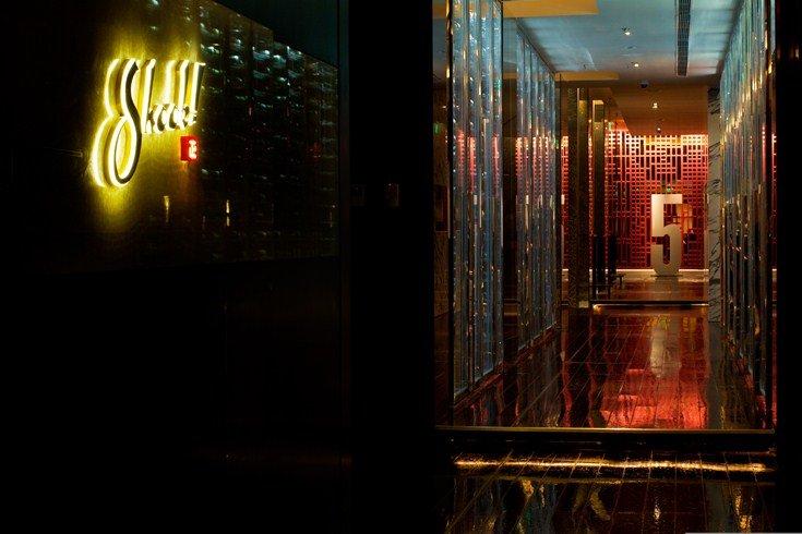 スウォッチ・アート・ピース・ホテル The Swatch Art Peace Hotelのレストラン