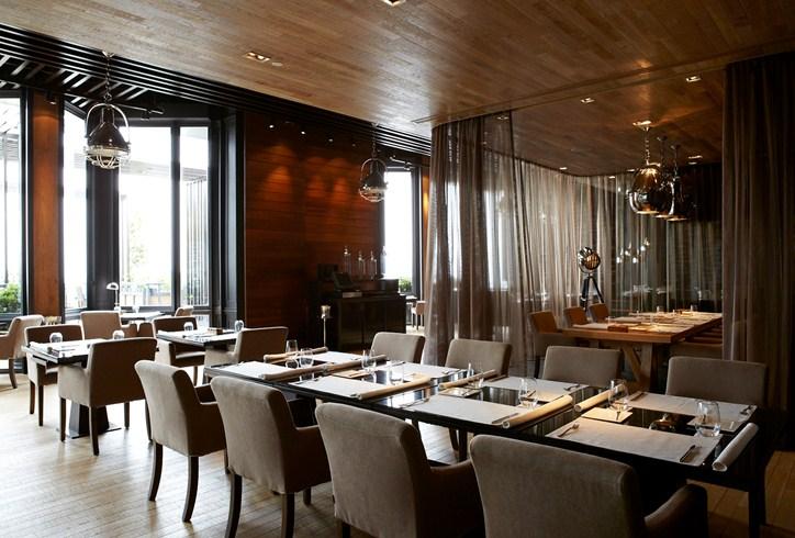 オークラ・プレステージ・バンコク The Okura Prestige Bangkokのレストラン