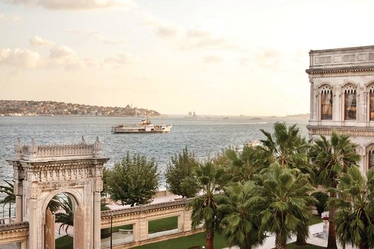 チュラーン・パレス・ケンピンスキー・イスタンブール Ciragan Palace Kempinski Istanbulの風景