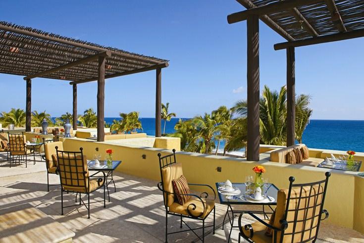 シークレッツ・マーキス・ロス・カボス Secrets Marquis Los Cabosのレストラン