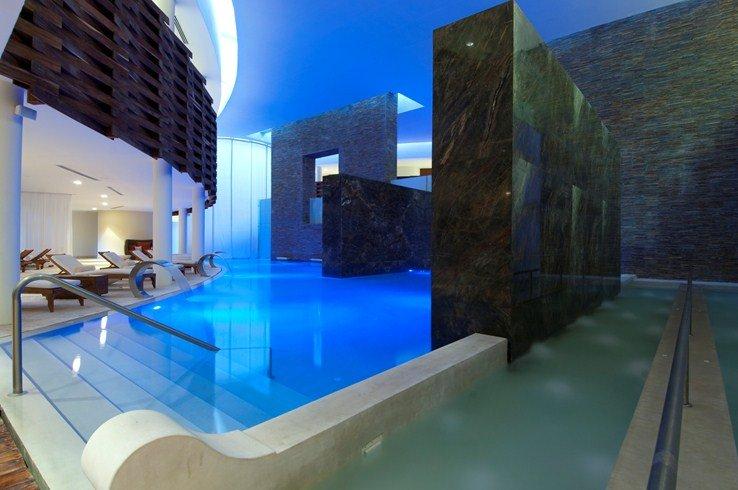 グランド・ヴェラス・リビエラ・マヤ Grand Velas Riviera Mayaのプール