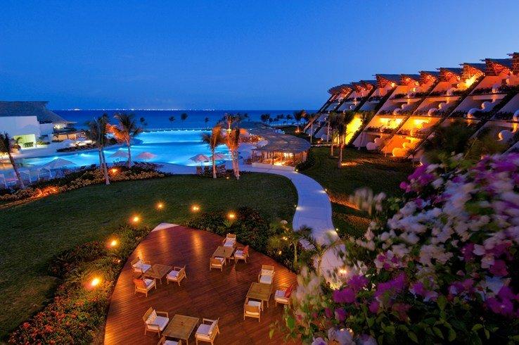 グランド・ヴェラス・リビエラ・マヤ Grand Velas Riviera Mayaの風景