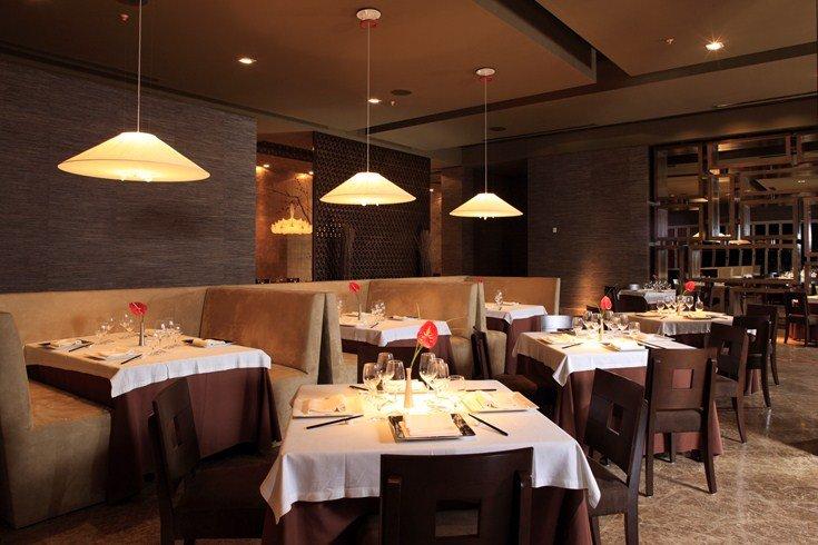 グランド・ヴェラス・リビエラ・マヤ Grand Velas Riviera Mayaのレストラン