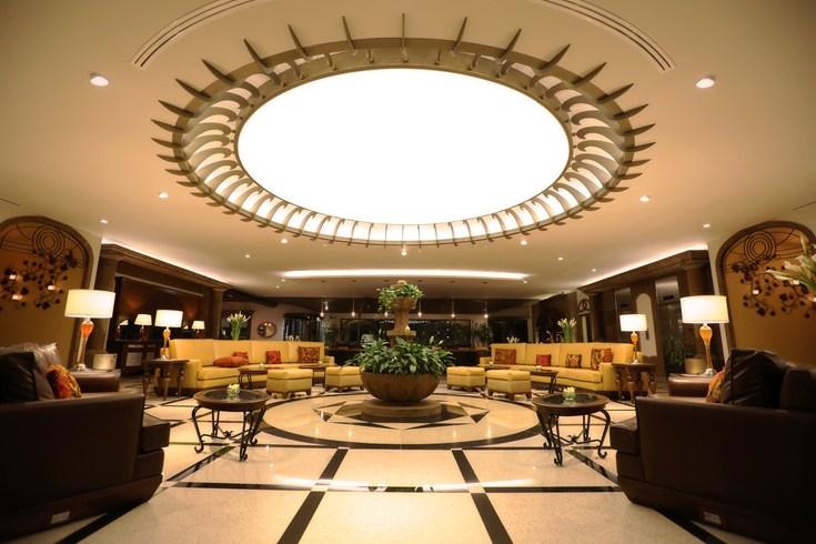 グランド・レジデンス・リビエラ・カンクン Grand Residences Riviera Cancunのロビー