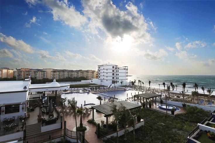 グランド・レジデンス・リビエラ・カンクン Grand Residences Riviera Cancunの風景