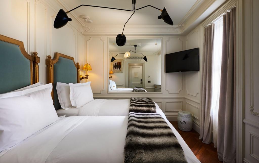 ザ・マールトン・ホテル The Marlton Hotelの客室
