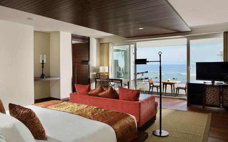 サマベ・バリ・スイート&ヴィラ Samabe Bali Suites & Villasの客室