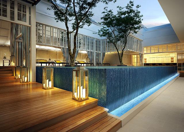 ザ・エルミタージュ・メンテン・ジャカルタ The Hermitage Menteng Jakartaのプール