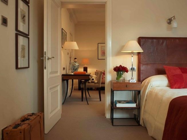 Rocco Forte Hotel Amigoの客室