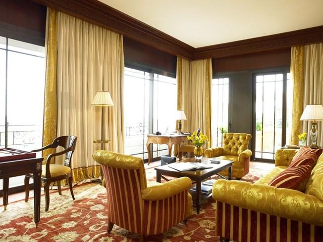 ホテル・メトロポール・モンテカルロ Hotel Metropole Monte-Carloの客室