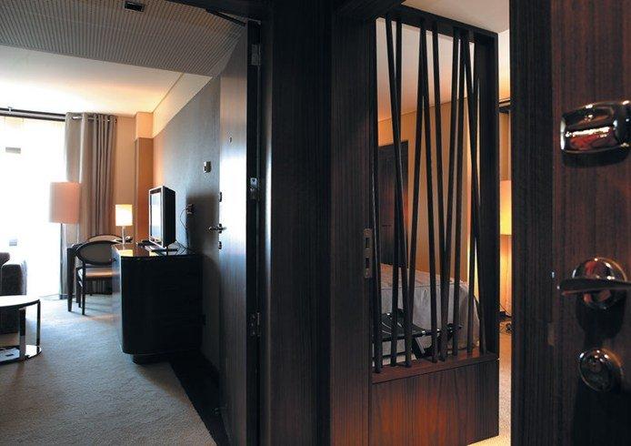 ポルト・パラシオ・コングレス・ホテル&スパ Porto Palacio Congress Hotel & Spaの客室