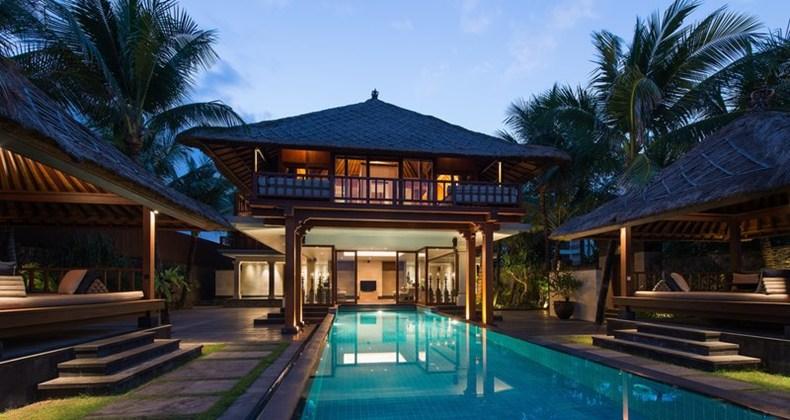 ザ・レギャン・バリ The Legian Baliのヴィラ