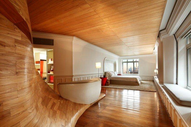 スウォッチ・アート・ピース・ホテル The Swatch Art Peace Hotelの客室