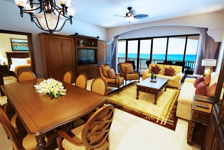 グランド・レジデンス・リビエラ・カンクン Grand Residences Riviera Cancunの客室