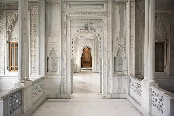 チュラーン・パレス・ケンピンスキー・イスタンブールの内部