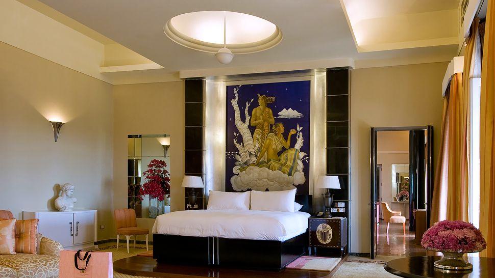 ウメイド・バワン・パレス Umaid Bhawan Palaceの客室
