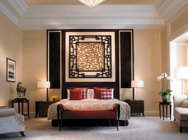 シャングリラ・ホテル・シンガポール Shangri-La Hotel Singaporeのバレーウィング客室