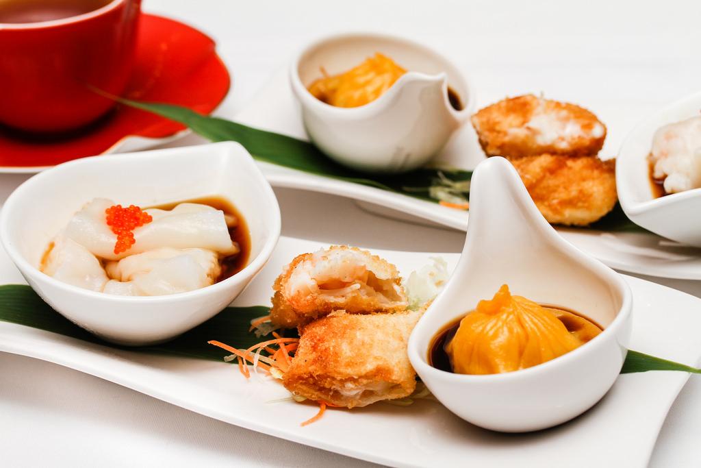 シャングリラ・ホテル・シンガポール Shangri-La Hotel Singaporeの香宮・飲茶