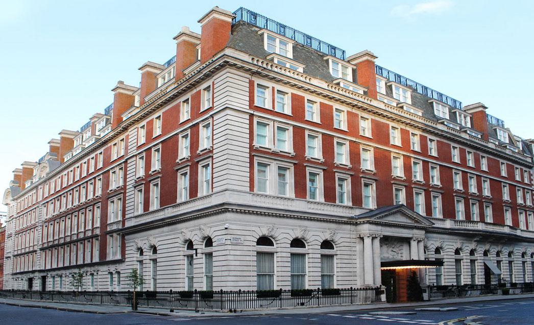 英国の建築物とスタイリッシュな空間を重点に置いた「ザ・ロンドン・エディション」