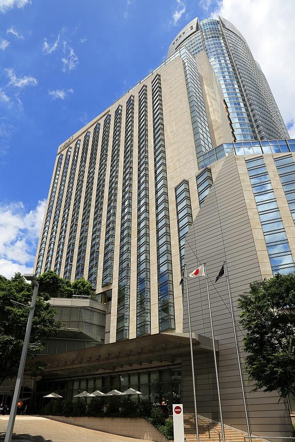 グランド・ハイアット・東京 Grand Hyatt Tokyoの外観
