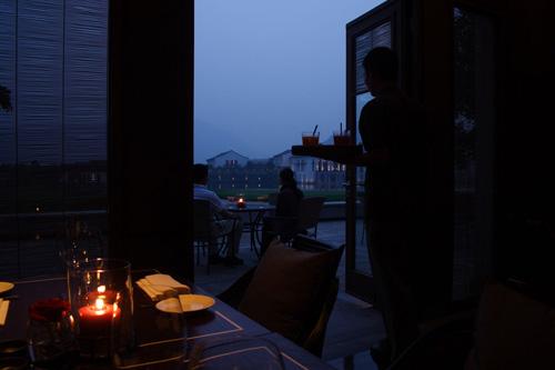フーチュン・リゾート Fuchun Resort 富春山居度假村のレストラン