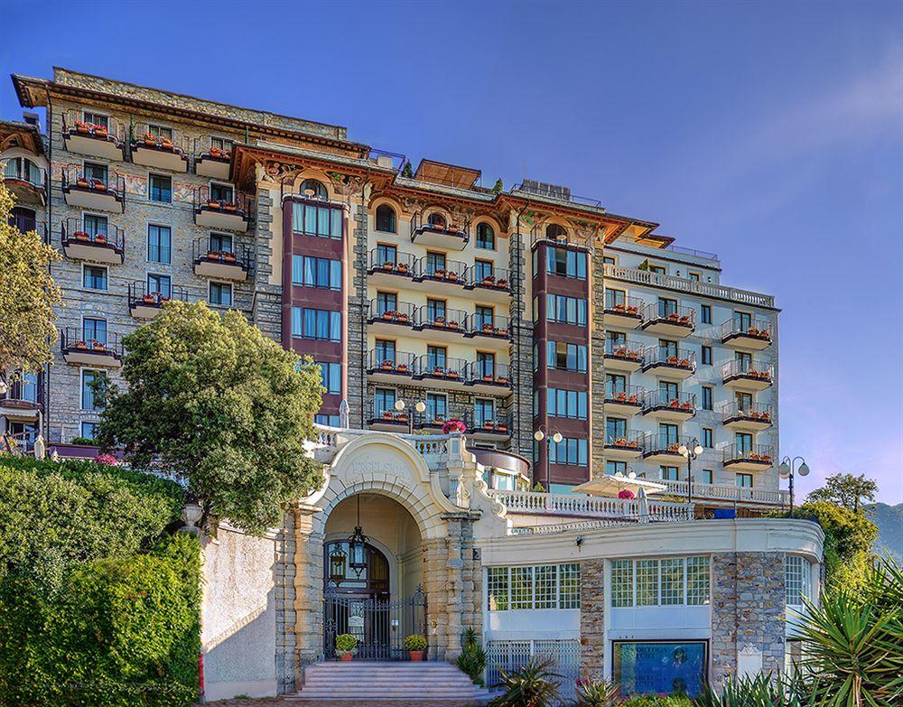 ラパッロ湾に面し、光り輝く美しい地中海を見渡す「エクセルシオール・パレス・ホテル」