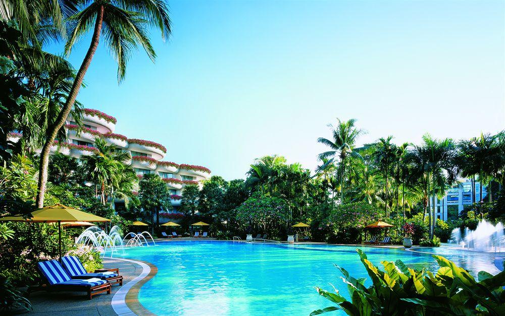 ボタニックガーデンに囲まれた優雅で贅沢な楽園「シャングリラ・ホテル・シンガポール」