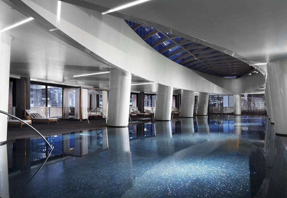 ウェスティン・チョースン・ホテル The Westin Chosun Seoulのプール