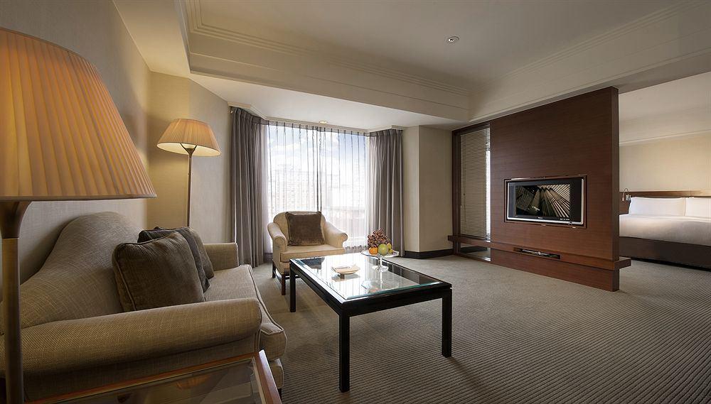 リージェント・台北 Regent Taipeiの客室