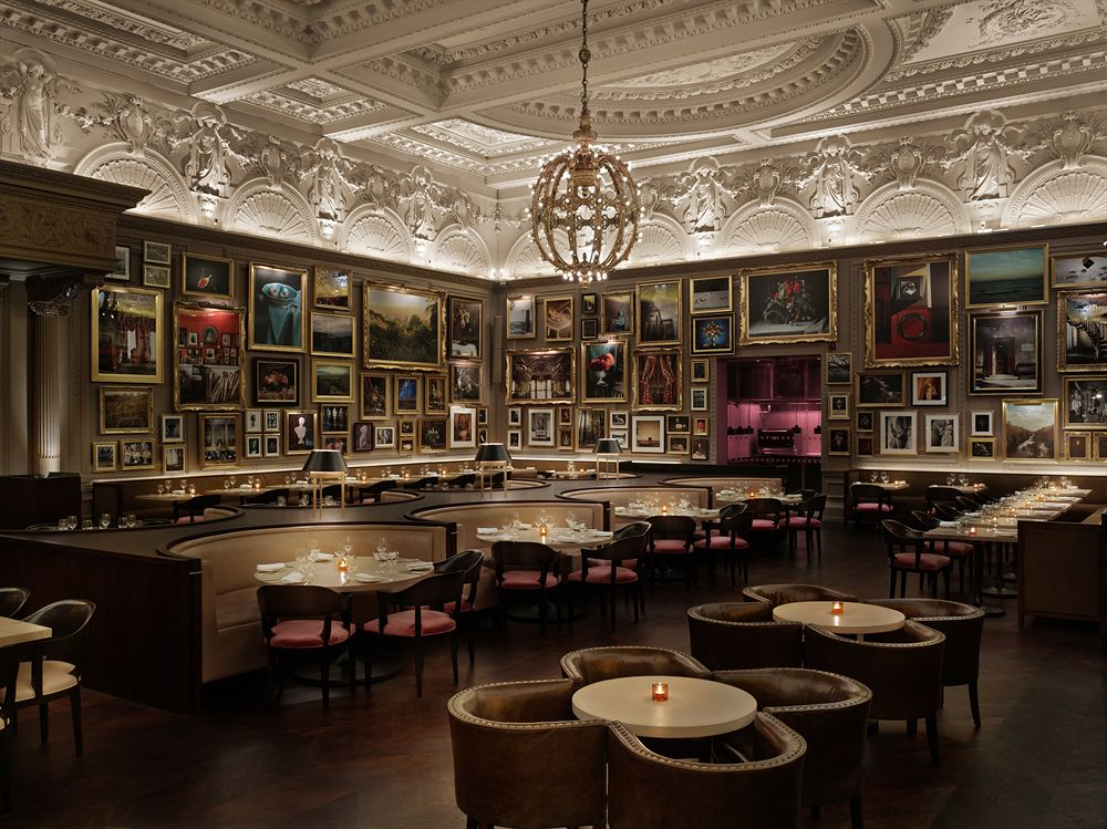ザ・ロンドン・エディションのレストラン