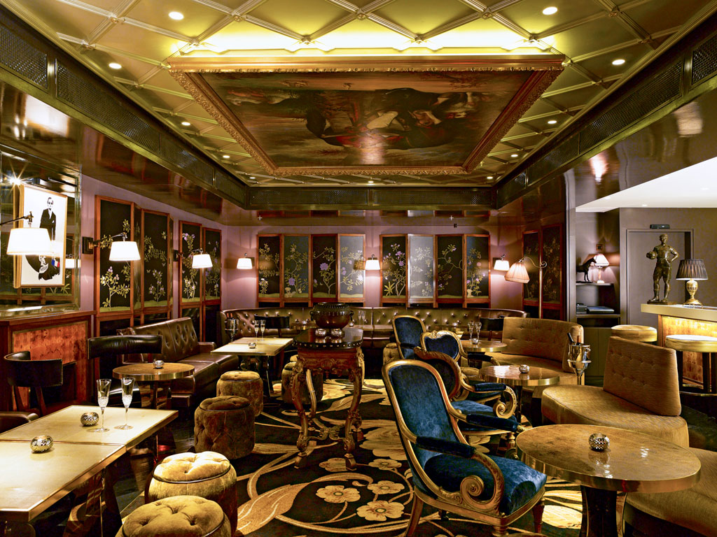 古風なフランスの世界とモダンな英国スタイルが融合された「ソフィテル・ロンドン・セントジェームス」