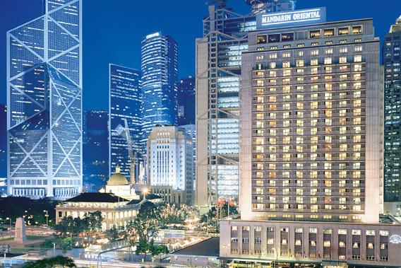 一生に一度は宿泊したい老舗高級ホテル「マンダリン・オリエンタル・香港」