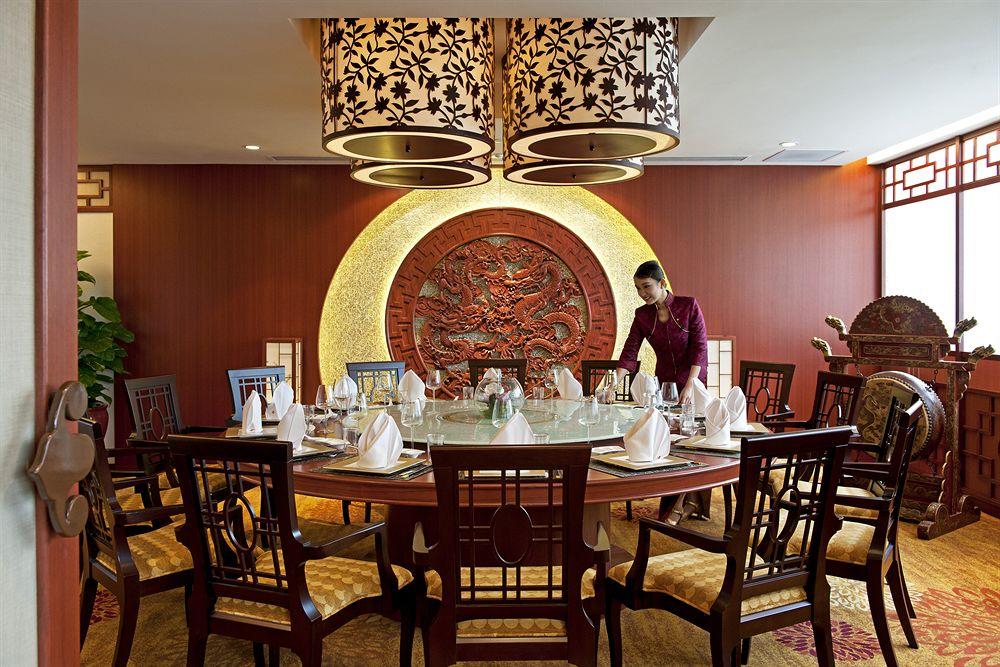 マリーナ・マンダリン・シンガポール Marina Mandarin Singaporeのレストラン:ピーチ・ブロッサム