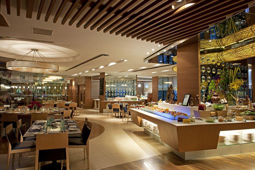 マリーナ・マンダリン・シンガポール Marina Mandarin Singaporeのレストラン:アクアマリン