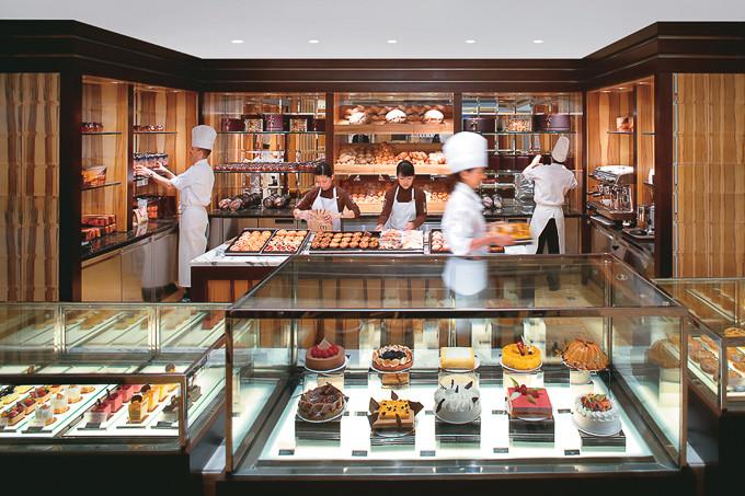 マンダリン・オリエンタル・香港のケーキ・ショップ