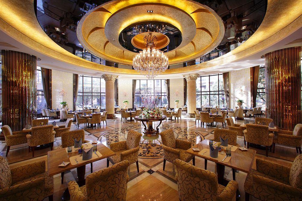 シャトー・スター・リバー・プドン・上海 Chateau Star River Pudong Shanghai 上海浦東星河湾酒店のレストラン