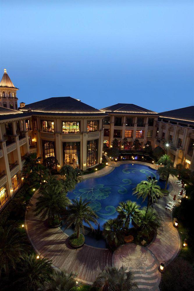 シャトー・スター・リバー・プドン・上海 Chateau Star River Pudong Shanghai 上海浦東星河湾酒店の風景