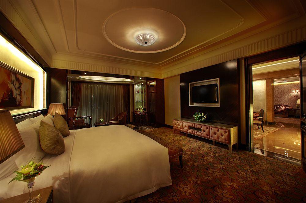 シャトー・スター・リバー・プドン・上海 Chateau Star River Pudong Shanghai 上海浦東星河湾酒店の客室