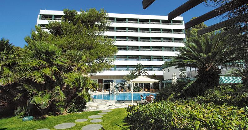 グランド・ホテル・デル・マーレ・リゾート & スパ Grand Hotel del Mare Resort & Spaの外観
