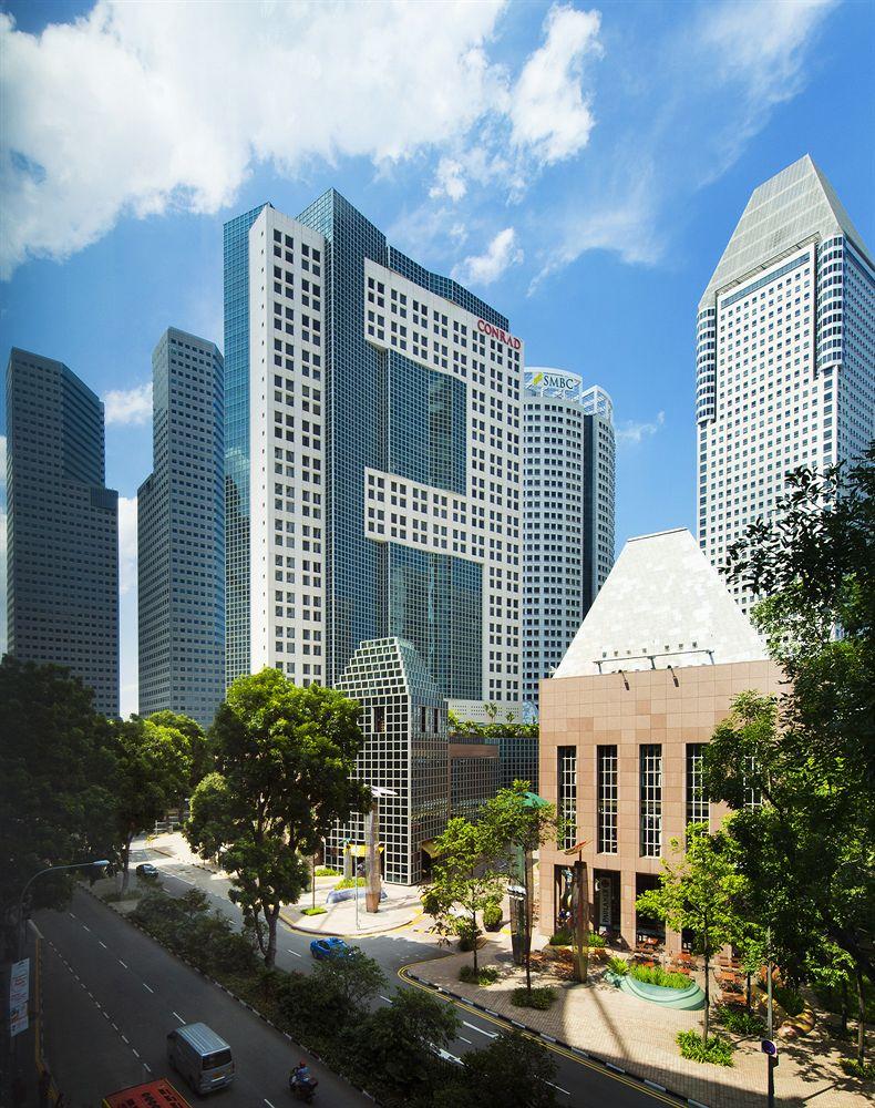 コンラッド・センテニアル・シンガポール Conrad Centennial Singaporeのホテル概要