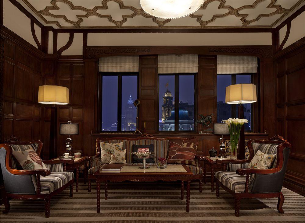 フェアモント・ピース・ホテル Fairmont Peace Hotel 和平飯店の客室