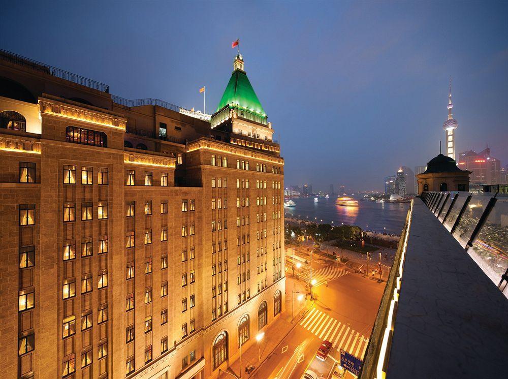 歴史を感じる上海の伝説的ホテル「フェアモント・ピース・ホテル」