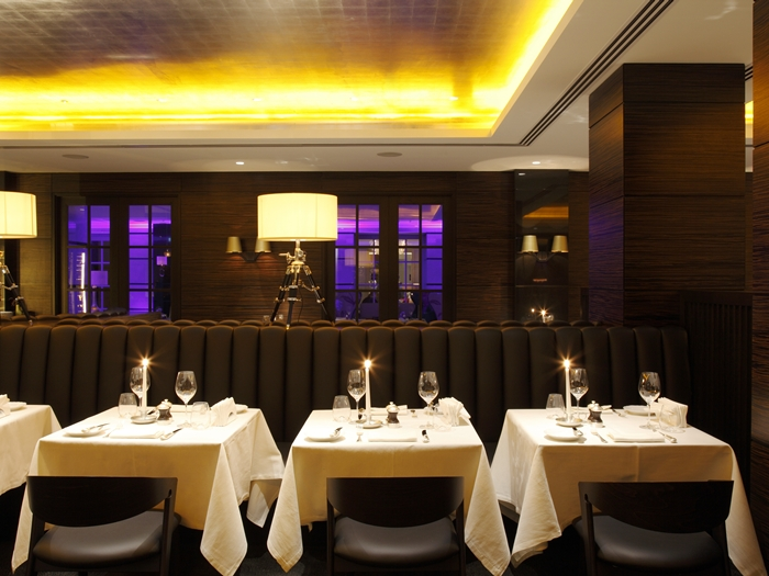 コンラッド・ロンドン・セントジェームスのレストラン