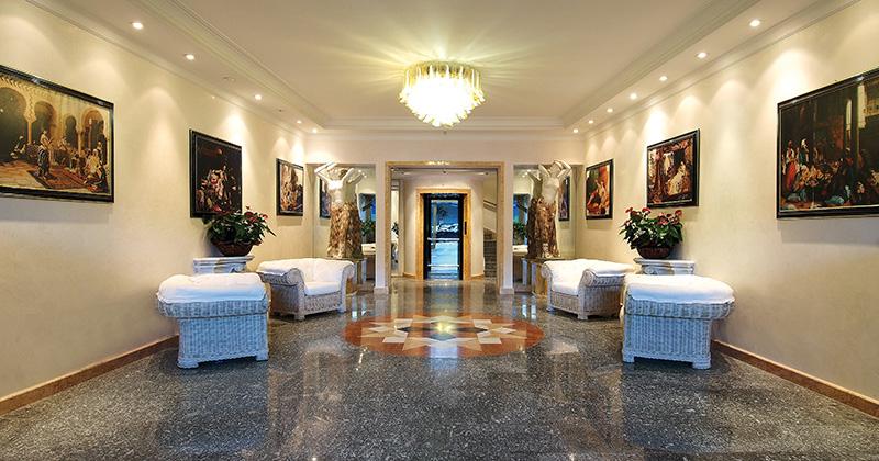 グランド・ホテル・デル・マーレ・リゾート & スパ Grand Hotel del Mare Resort & Spaのロビー