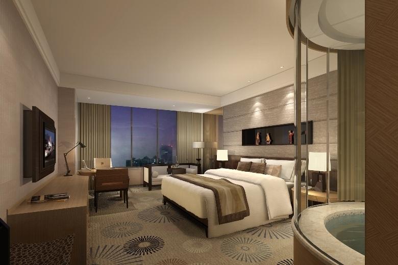 ホテル・ニッコー・広州 Hotel Nikko Guangzhou 広州日航酒店の客室